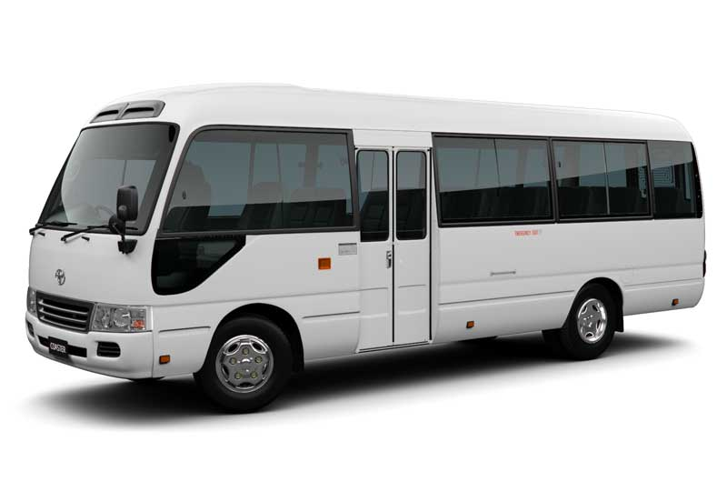 22 seater bus